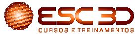 ESC3D CURSOS E TREINAMENTOS Logo