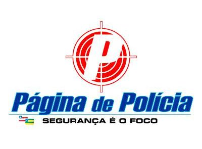 Revista Página de Polícia
